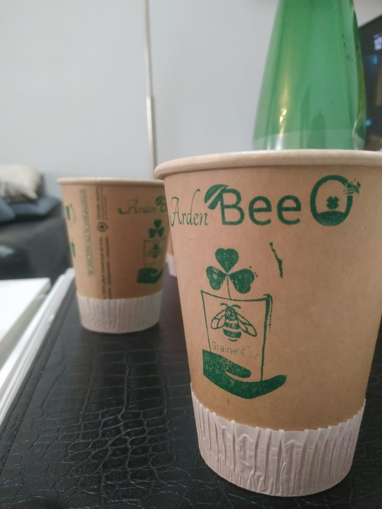 Arden'BeeO - Gobelet biodégradable et compostable